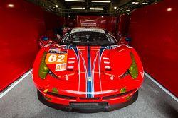 #62 Scuderia Corsa, Ferrari 458 GTE