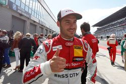 Pole Race 1, Miguel Molina, Audi Sport Team Abt Audi RS 5 DTM