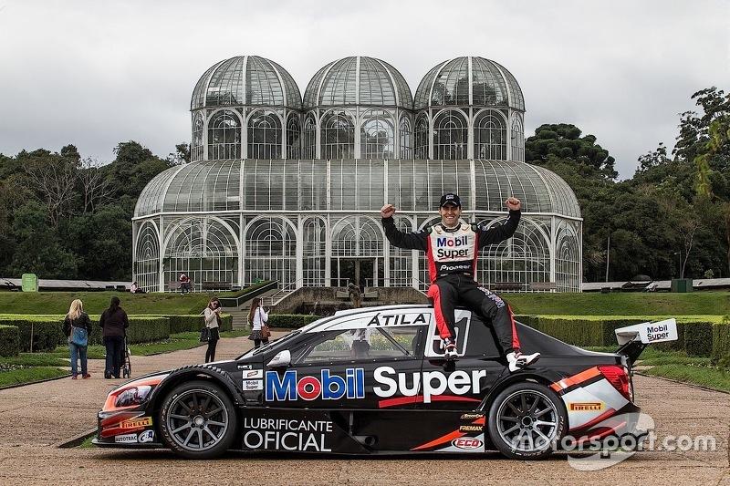 #51 Mobil Super Racing, Chevrolet: Atila Abreu