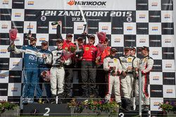 Podium: 1. Michael Kroll, Roland Eggimann, Kenneth Heyer, Christiaan Frankenhout; 2. Tom Onslow-Cole