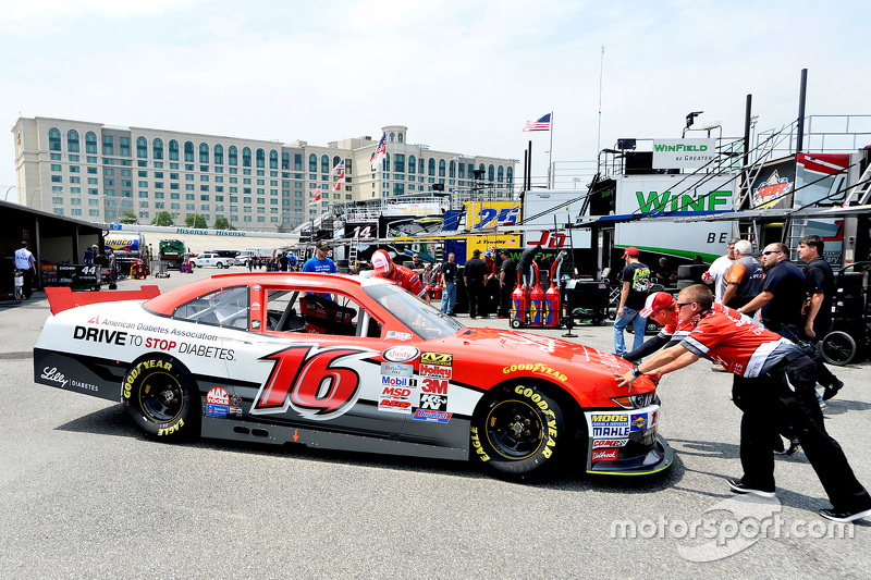 Ryan Reed, Roush Fenway Racing, Ford