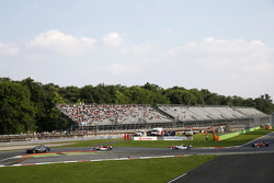 Felix Rosenqvist y Jake Dennis, Prema Powerteam Dallara Mercedes-Benz