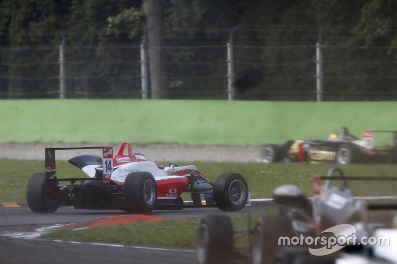 Matthew Rao, Fortec Motorsports, Dallara Mercedes-Benz