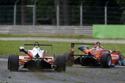 Santino Ferrucci ve Mikkel Jensen, Mücke Motorsport Dallara Mercedes-Benz