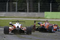 Santino Ferrucci and Mikkel Jensen, Mücke Motorsport Dallara Mercedes-Benz