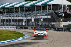 #42 RealTime Racing, Acura TLX-GT: Peter Cunningham