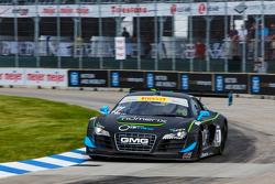 #21 Global Motorsports Group Audi R8 Ultra: David Welch