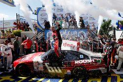 Ganador de la Carrera Chris Buescher, Roush Fenway Racing Ford