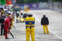 Un officiel de l'IndyCar