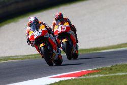 Dani Pedrosa y Marc Marquez, Repsol Honda Team
