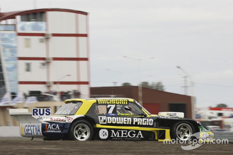 Omar Martinez, Martinez Competicion, Ford