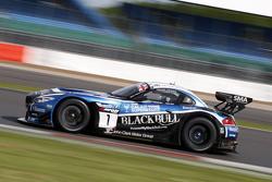 #1 Barwell Motorsport Ecurie Ecosse, BMW Z4 GT3: Marco Attard, Alexander Sims