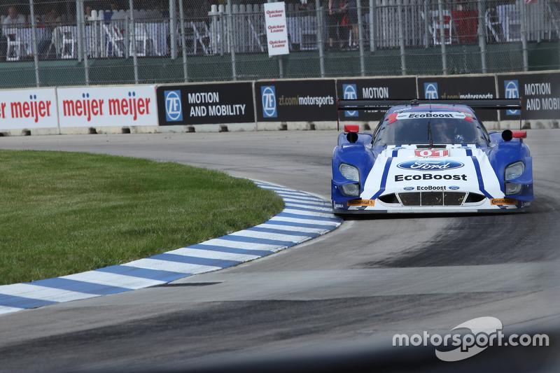 #01 Chip Ganassi, Ford/Riley: Scott Pruett, Joey Hand