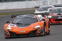 #12 Von Ryan Racing McLaren 650S: Gilles Vannelet, Adrian Quaife-Hobbs