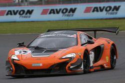 #12 Von Ryan Racing, McLaren 650S: Gilles Vannelet, Adrian Quaife-Hobbs