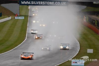 British GT: Silverstone