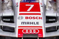 #7 Audi Sport Team Joest Audi R18 e-tron quattro nose detail