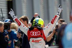 Winnaar Jamie Green, Audi Sport Team Rosberg Audi RS 5 DTM
