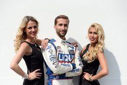 Mikhail Grachev, Audi TT, Liqui Moly Team Engstler and Grid Girls