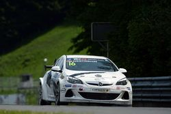 Markus Oestreich, Opel Astra OPC, Campos Racing