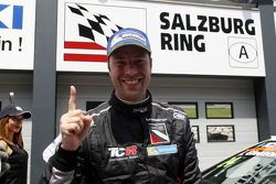 Kevin Gleason, Honda Civic TCR, West Coast Racing, ganador de la carrera