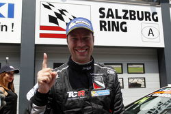 Kevin Gleason, Honda Civic TCR, West Coast Racing, ganador de la carrera