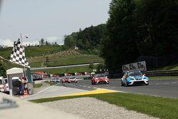 Michel Nykjaer, SEAT Leon, Target Competition, Juara balapan