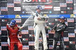 Primera posición, Michel Nykjaer, SEAT Leon, Target Competition, segunda posición, Pepe Oriola, SEAT