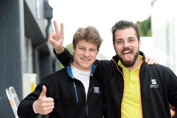 Lorenzo Veglia, SEAT Leon, Liqui Moly Team Engstler and Stefano Comini, SEAT Leon, Target Competition