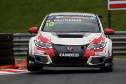 Gianni Morbidelli, Honda Civic TCR, West Coast Racing