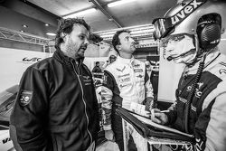 #50 Larbre Compétition, Corvette C7.R: Kristian Poulsen und Paolo Ruberti