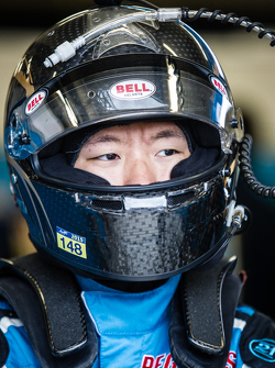#29 Pegasus Racing Morgan LM P2: David Cheng