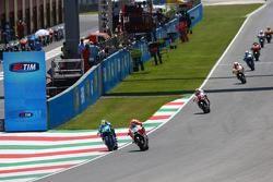 Michele Pirro, Ducati Team and Aleix Espargaro, Team Suzuki MotoGP
