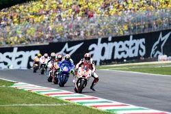 Yonny Hernveez, Pramac Racing Ducati ve Maverick Viñales, Suzuki MotoGP Takımı