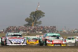 Facundo Ardusso, Trotta Competicion Dodge en Camilo Echevarria, Coiro Dole Racing Torino
