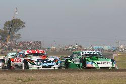 Carlos Okulovich, Maquin Parts Racing, Torino, und Juan Bautista de Benedictis, Alifraco Sport, Ford