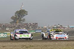 Martin Serrano, Coiro Dole Racing, Dodge, und Mathias Nolesi, Nolesi Competicion, Ford