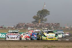 Omar Martinez, Martinez Competicion Ford en Matias Rodriguez, UR Racing Dodge Matias Jalaf, Alifraco