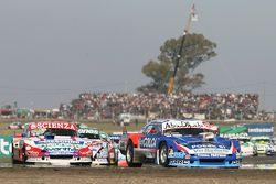 Matias Rodriguez, UR Racing Dodge y Matias Jalaf, Alifraco Sport Ford