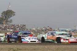 Facundo Ardusso, Trotta Competicion Dodge and Christian Ledesma, Jet Racing Chevrolet