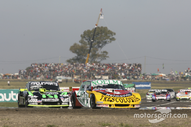 Prospero Bonelli, Bonelli Competicion Ford and Mauro Giallombardo, Maquin Parts Racing Ford