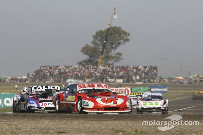 Christian Dose, Dose Competicion, Chevrolet und Emanuel Moriatis, Alifraco Sport, Ford