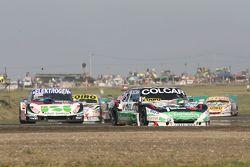 Gaston Mazzacane, Coiro Dole Racing Chevrolet and Mathias Nolesi, Nolesi Competicion Ford