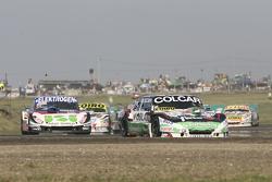 Gaston Mazzacane, Coiro Dole Racing, Chevrolet, und Mathias Nolesi, Nolesi Competicion, Ford