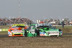 Juan Bautista de Benedictis, Alifraco Sport Ford and Jonatan Castellano, Castellano Power Team Dodge