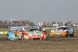 Mariano Altuna, Altuna Competicion Chevrolet en Martin Ponte, RUS Nero53 Racing Dodge en Lionel Ugal