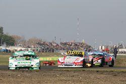 Emiliano Spataro, UR Racing Dodge, Juan Manuel Silva, Catalan Magni Motorsport Ford e Guillermo Orte