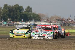 Juan Pablo Gianini, JPG Racing Ford and Omar Martinez, Martinez Competicion Ford and Matias Jalaf, A