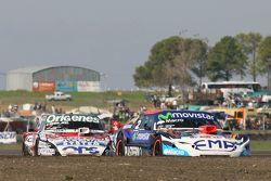 Christian Ledesma, Jet Racing Chevrolet en Camilo Echevarria, Coiro Dole Racing Torino