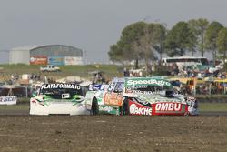 Facundo Ardusso, Trotta Competicion Dodge and Santiago Mangoni, Laboritto Jrs Torino